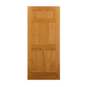 6 Panel Clear Pine<br> Pre-Hung $172.00