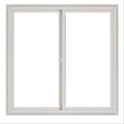 Silverline <br>Series 7552<br> New Construction<br>Double Casement