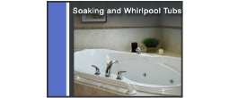 Soaking & Whirlpool Tubs