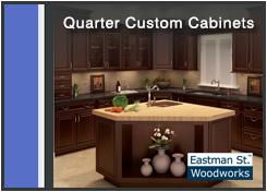 Quarter Custom Cabinets