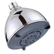 "DANZE405 - Danze <br> 405 Series Showerhead<br>5"" -  3 Functions <br> Chrome<br>$10.99"