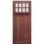 MAI8LITE - MAI 8 Lite <br> Mahogany Door <br> Pre-Hung <br> $750.00