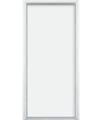 FLUSHFIB - Flush Fiberglass Door <br> Pre-Hung <br>$179.99