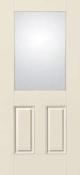 12LIFIB - 1/2 Lite Fiberglass <br>Pre-Hung<br>  $250.00
