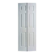 "MHCBF - 1 3/8"" Masonite<br> Hollow Core Bi-Fold Doors<br> Multiple Sizes"