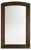 ASJEFFERSON - American Standard <br> Jefferson Flat Mirror <br> Autumn Cherry Finish<br> $24.99