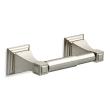 LYNNWOODTP - Delta <br> Lynwood Collection<br> Toilet Paper Holder <br> Satin Nickel <br> $13.99