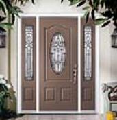 DOORSWITHSIDELITES - Fiberglass Doors w/Sidelites