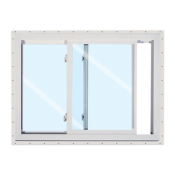SLW-S - Silverline <br>Series 2392 <br> New Construction <br>Slider <br> $130.00-$165.00