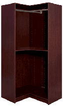 "36WTCT - Corner Tower <br> TC361483 <br> Truffle 36"" <br> $79.99"
