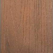 ROSEWOODDECKING - Moisture Sheild<br> Rosewood<br> $2.50 LF