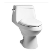 AMERSTANDCOLONY - Set #7 <br> American Standard Colony<br> 1 pc Toilet <br> Elongated <br> $199.99