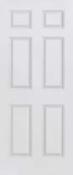 "6PICHMDZPH - 1 3/8"" 6 Panel <br>Hollow Core <br>Masonite Doors <br>Pre-Hung $87.00"